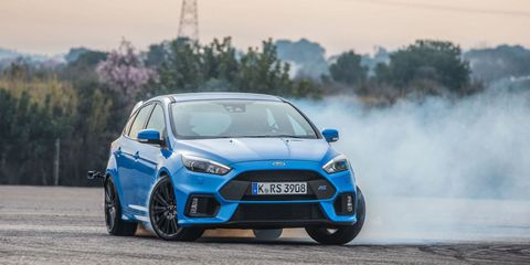 Ford Focus Rs Drift Mode Safety Advocates Want It Outlawed