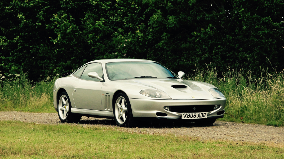 Fantastic The 550 Maranello Is The Last Gorgeous V12 Manual Ferrari You Can Buy Wiring Digital Resources Ommitdefiancerspsorg