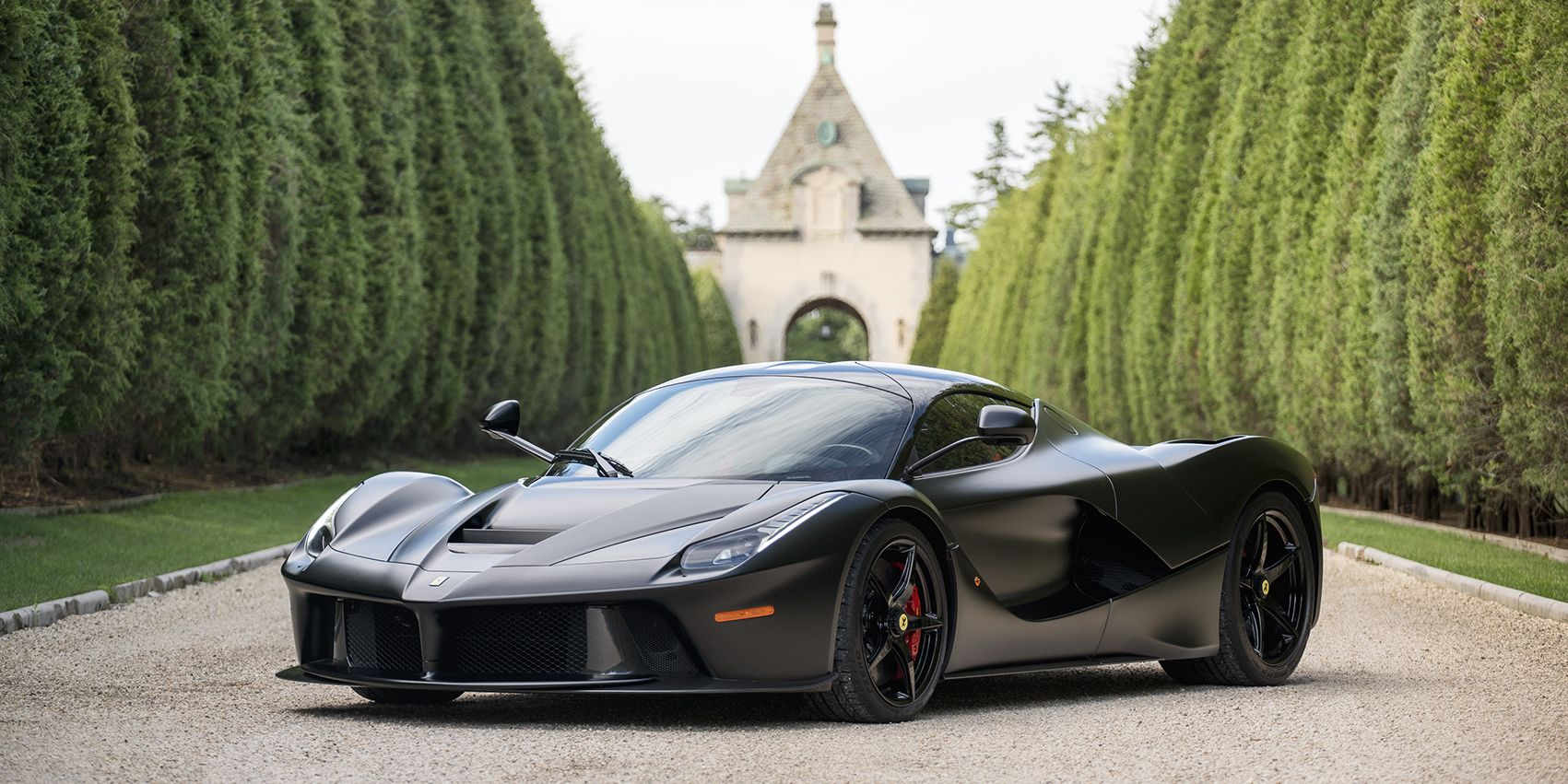 ferrari laferrari for sale - how much will this ferrari cost at auction?
