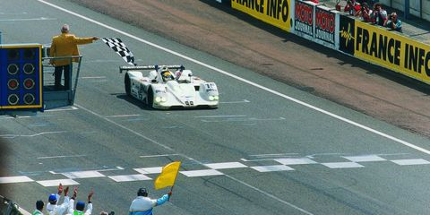 BMW V12 LMR Le Mans 1999