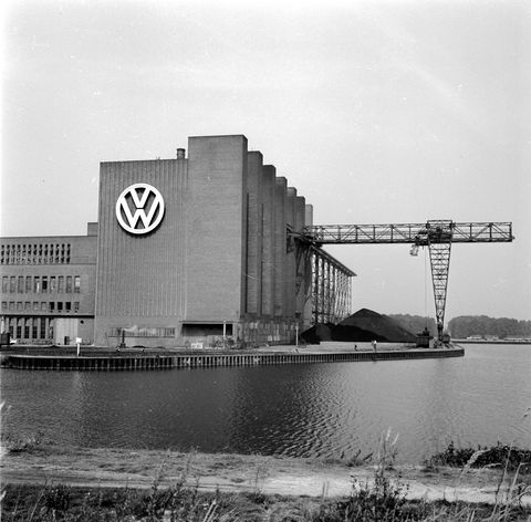 Vw Just Found A Us Bomb From World War Ii In Its Wolfsburg