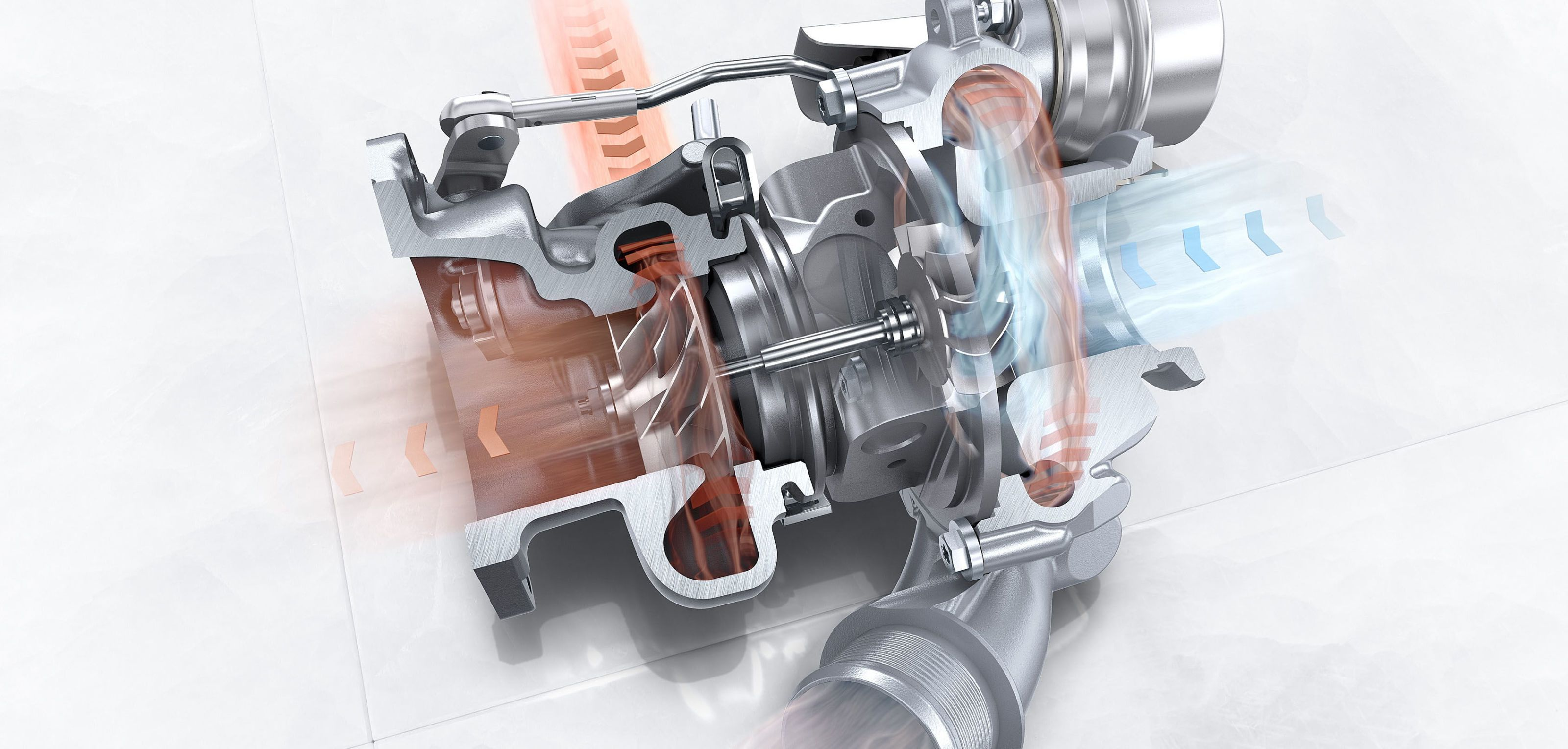 Booster Shot: Future Turbochargers Will Bring Efficiency and Performance to the Market