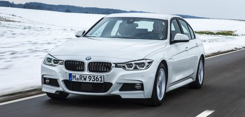 New Bmw 3 Series Bmw Electric Car To Compete With Tesla Model 3