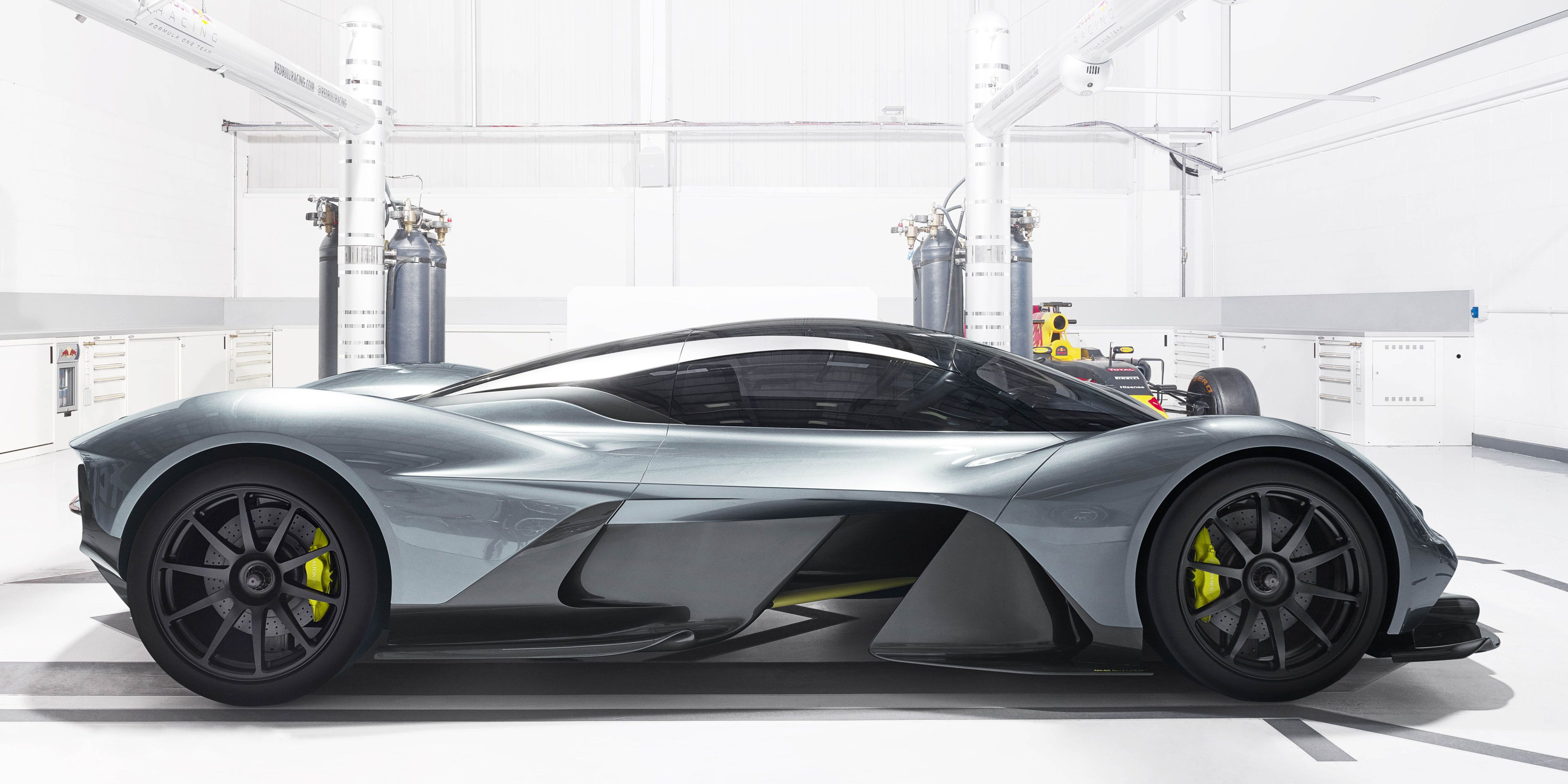 Aston Martin's New Hypercar Engine Will Have a Ludicrously High Redline