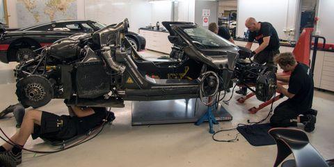 Koenigsegg One:1 Nurburgring Crash - Why Koenigsegg's Nurburgring ...
