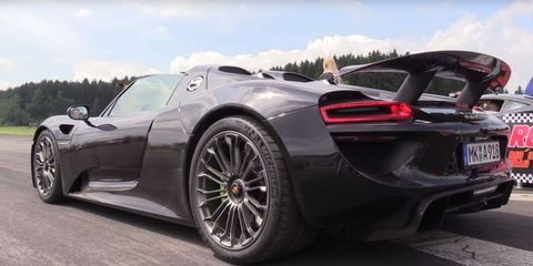 Cvdzijden Supercar Videosyou The Porsche 918