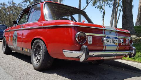 Bmw 2002 Tii Race Car >> This Street Legal 1969 Bmw 2002 Race Car Will Satisfy All Your Needs