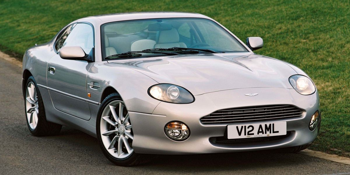 The Aston Martin Db7 Evolved From A 1980s Jaguar F Type That Never