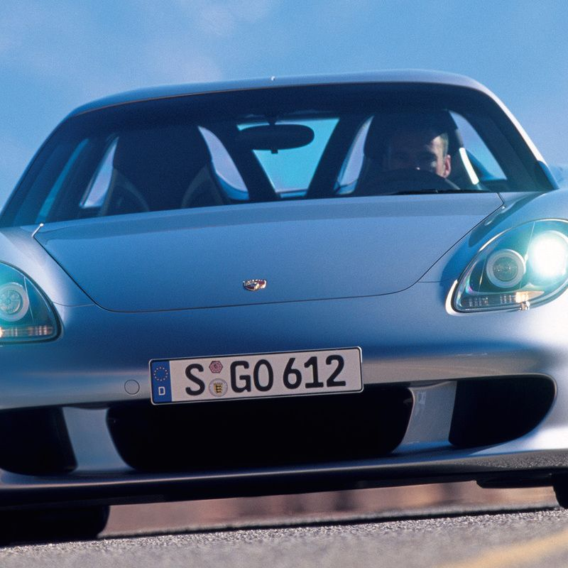 """<p>Sure, the Carrera GT was built in the 21st century, but it's a supercar in the old school sense. Sadly, when actor Paul Walker and friend Roger Rodas were killed in one, many believed that Porsche was acting irresponsibly in selling such a knife-edge car to the public. We here <a href=""""http://www.roadandtrack.com/car-culture/a26850/the-porsche-carrera-gts-lack-of-stability-control-is-a-feature-not-a-defect/"""" target=""""_blank"""">at <em>Road & Track</em> disagree</a>.</p>"""