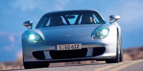 "<p>Sure, the Carrera GT was built in the 21st century, but it's a supercar in the old school sense. Sadly, when actor Paul Walker and friend Roger Rodas were killed in one, many believed that Porsche was acting irresponsibly in selling such a knife-edge car to the public. We here <a href=""http://www.roadandtrack.com/car-culture/a26850/the-porsche-carrera-gts-lack-of-stability-control-is-a-feature-not-a-defect/"" target=""_blank"">at <em>Road & Track</em> disagree</a>.</p>"