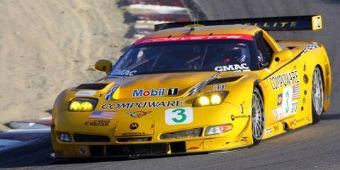 Corvette C5R