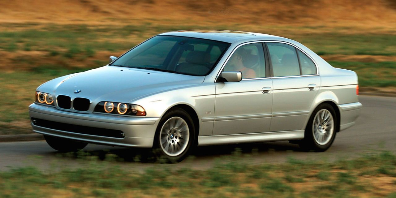 15 Great Used Luxury Cars You Can Buy For Less Than a New Toyota Corolla