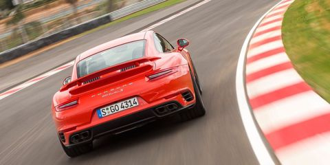 Is The Porsche 911 Turbo S The Best All Around Sports Car