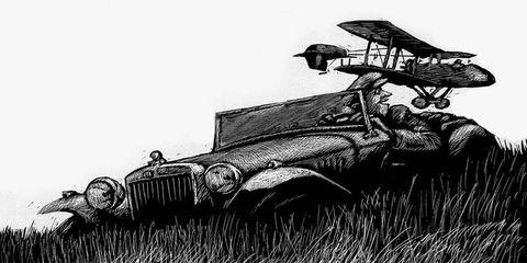 Motor vehicle, Automotive design, Vehicle, Automotive lighting, Automotive exterior, Hood, Headlamp, Grille, Bumper, Antique car,