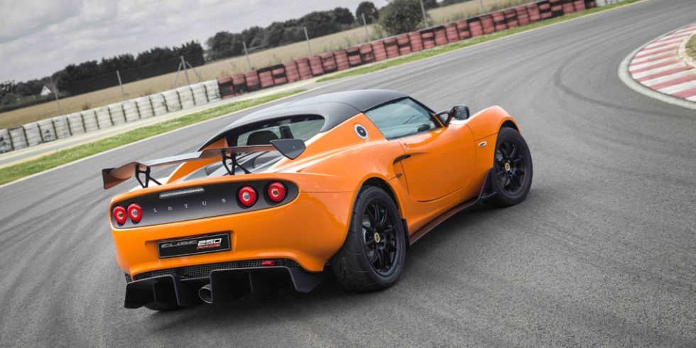 You Can Buy a Brand New Lotus Elise in the U.S. Again, But You Can ...