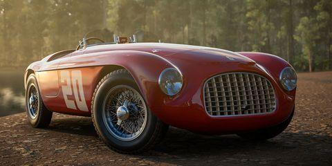 Automotive design, Mode of transport, Vehicle, Automotive tire, Classic car, Photograph, Car, Red, Automotive wheel system, Fender,