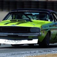 """<p>What does a 1970 Dodge Challenger (Trans Am) and an extended acid bath get you? Sam Posey's <a href=""""http://www.roadandtrack.com/car-shows/monterey-weekend/a30182/sam-poseys-dodge-challenger-1970s/"""" target=""""_blank"""">comeback story</a> that reminds us hope is still alive and kicking. </p>"""