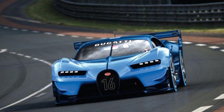 Someone Actually Bought the Bugatti Vision Gran Turismo on mitsubishi gt vision, subaru viziv gt vision, renault alpine gt vision, bmw gt vision,