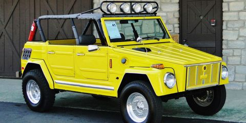 Check Out This Turbo-Rotary-Powered Volkswagen Thing