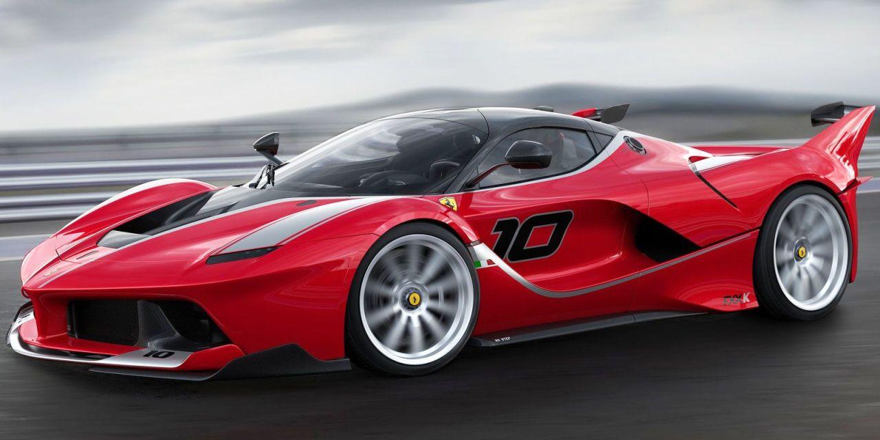 Ferrari FXX K Nurburgring , Ferrari Won\u0027t Set \u0027Ring Lap Time