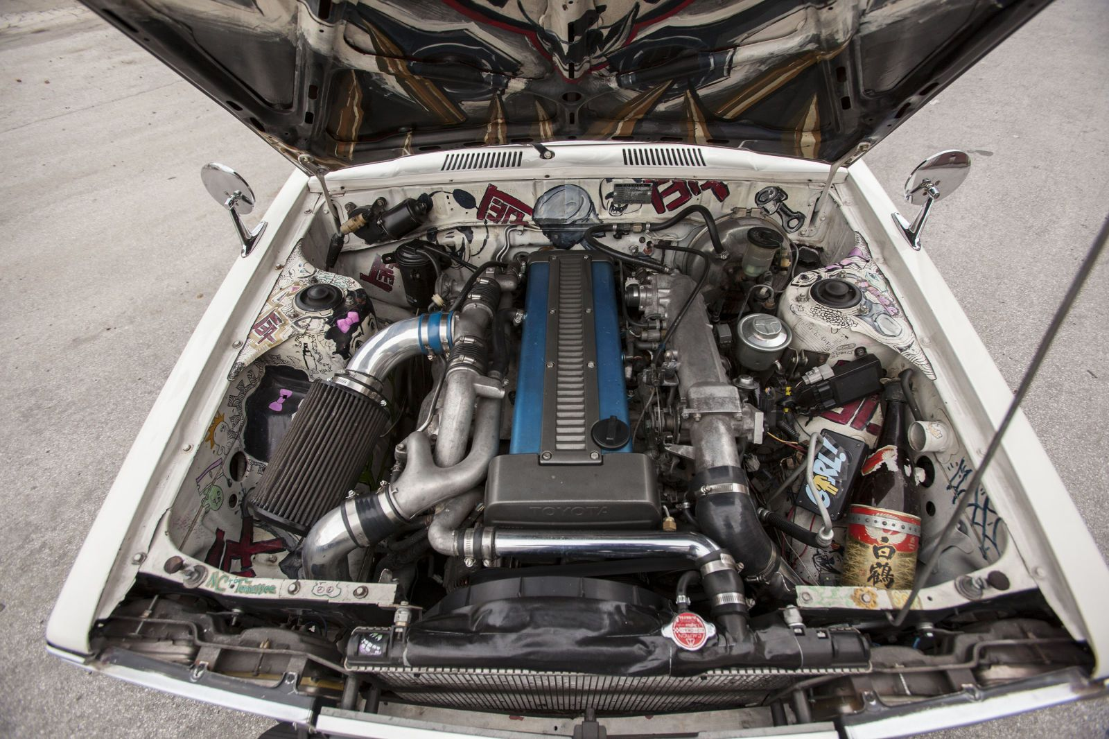 25 Of The Most Interesting Engine Swaps Weve Ever Seen Twin Turbo Mazda Wiring Harness