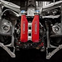 """<p>This build isn't even complete yet, but we'd be remiss if we didn't include it for its sheer audaciousness. Drifter Ryan Tureck is having the wild V8 from a Ferrari 458 <a href=""""http://www.roadandtrack.com/car-culture/news/a29871/ferrari-458-v8-toyota-86/"""" target=""""_blank"""">fit to a Toyota 86</a>, which might be one of the <a href=""""http://www.roadandtrack.com/car-culture/entertainment/videos/a30164/heres-how-you-fit-a-ferrari-v8-in-a-toyota-86/"""" target=""""_blank"""">most complicated engine swaps ever attempted</a>. We can't wait to see this in action.</p>"""