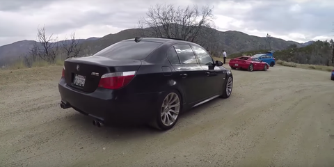 E60 BMW M5 Manual - Why You Want a Stick-Shift M5