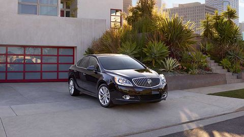 "<p>When the Buick Verano debuted for the 2012 model year, the idea of&nbsp;<a href=""http://www.caranddriver.com/reviews/2012-buick-verano-review"" target=""_blank"">a compact luxury sedan from GM's mid-level brand</a>&nbsp;seemed entirely reasonable. Given the dodgy fiscal climate and volatile energy prices at the time, Buick would have been remiss if it didn't fill out its lineup with an efficient and affordable vehicle. Sadly for the Verano, gas prices soon began to decline, and buyer interest predictably shifted back to larger vehicles, especially crossovers and SUVs. Sales peaked at 45,527 units in 2013, and GM capitulated to market realities and announced that production of the Verano would cease in October 2016, allowing just enough time to crank out a limited run of 2017-model-year units. The nameplate will not be entirely scrubbed from the brand's global product portfolio, however, as a new Verano is being prepped for sale in China, currently Buick's largest market.&nbsp;<em data-redactor-tag=""em"">—Andrew Wendler</em></p>"
