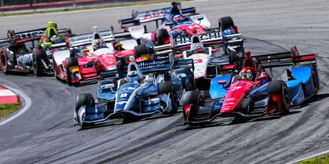 Indycar Mid Ohio