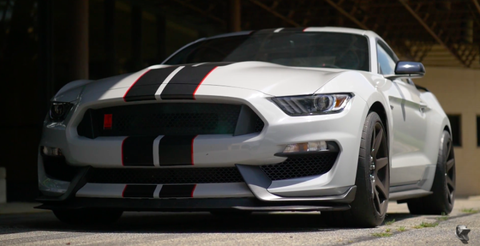 An Obscenely Detailed Look at Everything About the Ford Mustang Shelby GT350R