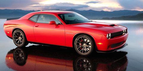 Dodge Hellcat - Charger and Challenger Original Horsepower Target