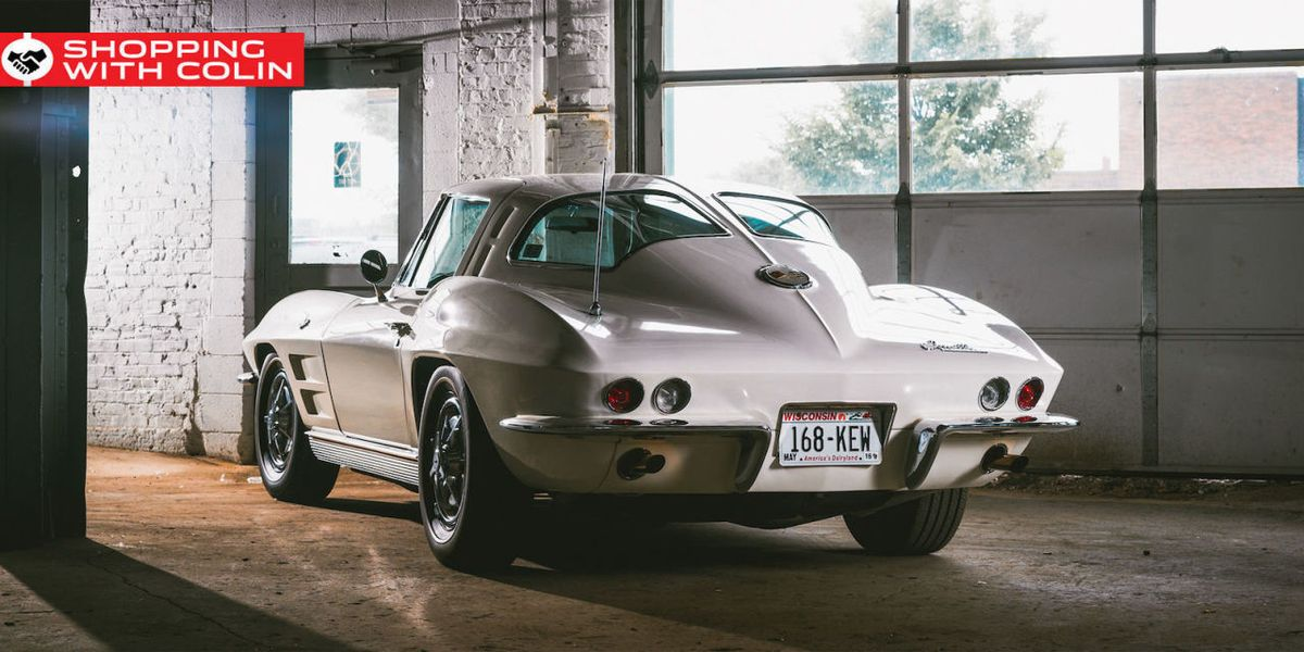 Split Window Corvette >> 1963 Corvette Buyers Guide – What You Need to Know Before Getting a Split-Window Sting Ray