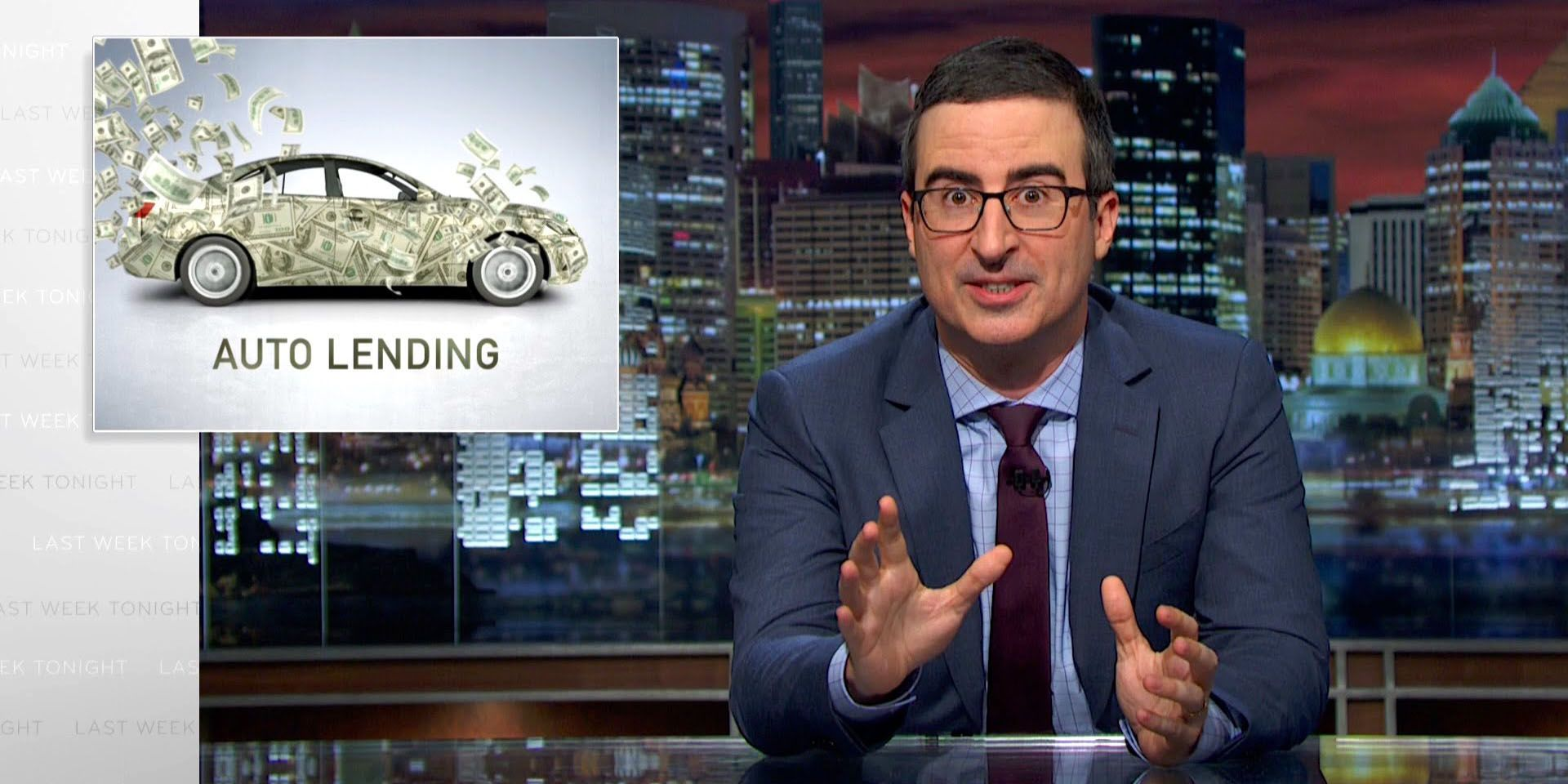 Pay Roadandtrack Com >> John Oliver Exposes Just How Horrible Buy Here Pay Here Car