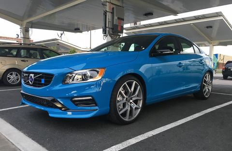The 2016 Volvo S60 Polestar Isn T Perfect But You
