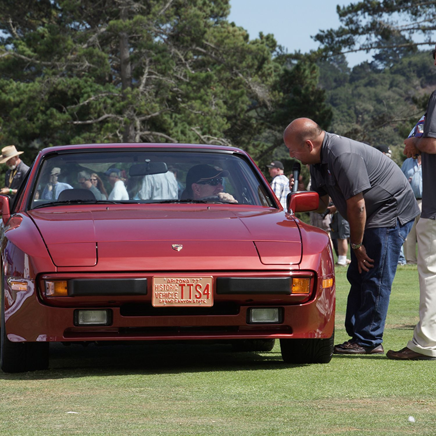 <p>You like Porsches? Of course you do—everyone in Monterey loves Porsches, and loves to drive tastefully. Porsches galore will be descending upon the Rancho Cañada Golf Club this year, especially the revolutionary, groundbreaking, water-cooled ones—you know, the <em>real</em> Porsches. It's the 40th anniversary of the Porsche that saved Porsche, so 924s, 944s and 928s will taking the honors. Honoring the front-engined cars and risking annoying the so-called purists? That's some risky business. </p>
