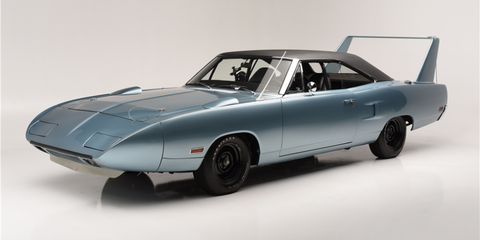 you can buy a plymouth superbird the epa once used for testing