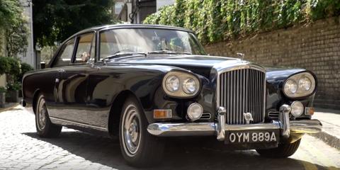 Bentley S3 Continental Charles Morgan's classics