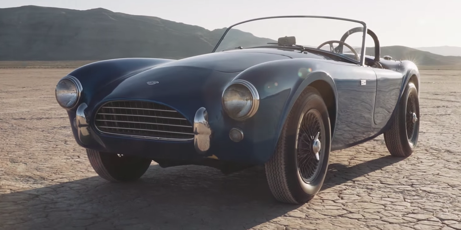 The First Shelby Cobra Sold for $13 75 Million