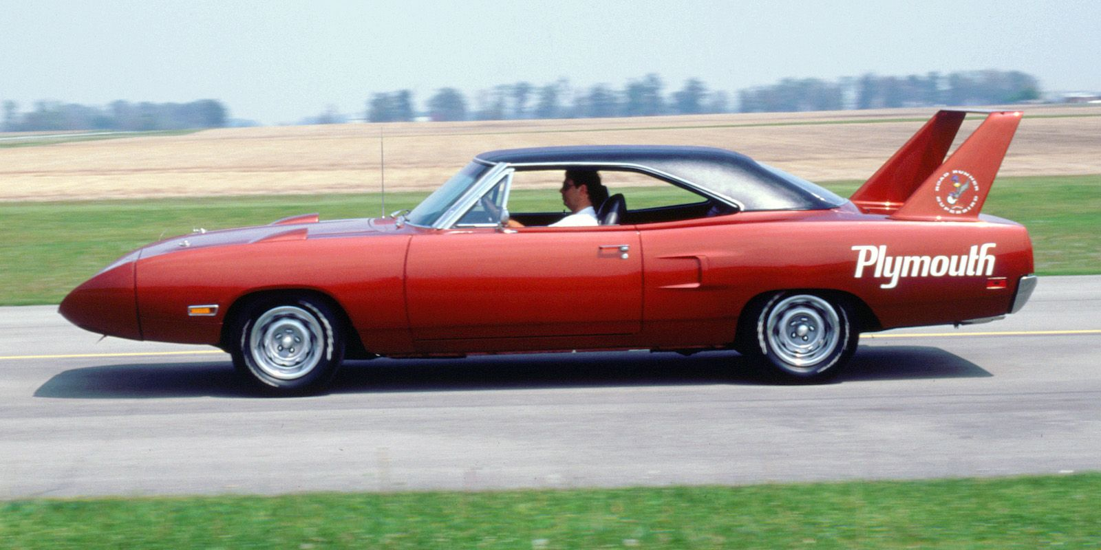 Every Detail That Makes the Plymouth Road Runner Superbird Special