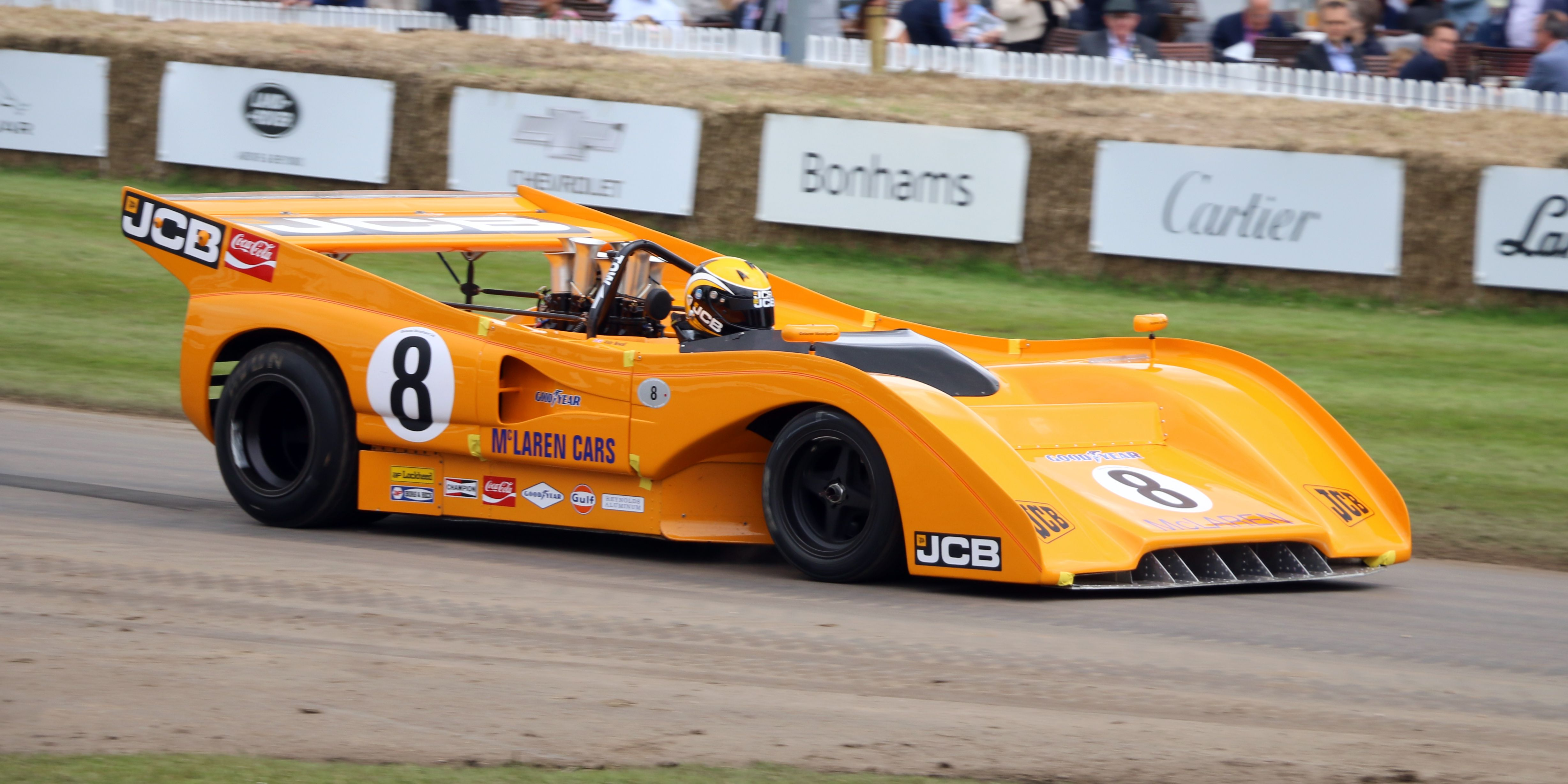 What If Your Race Car Is a 900 Horsepower Wing from 1973?