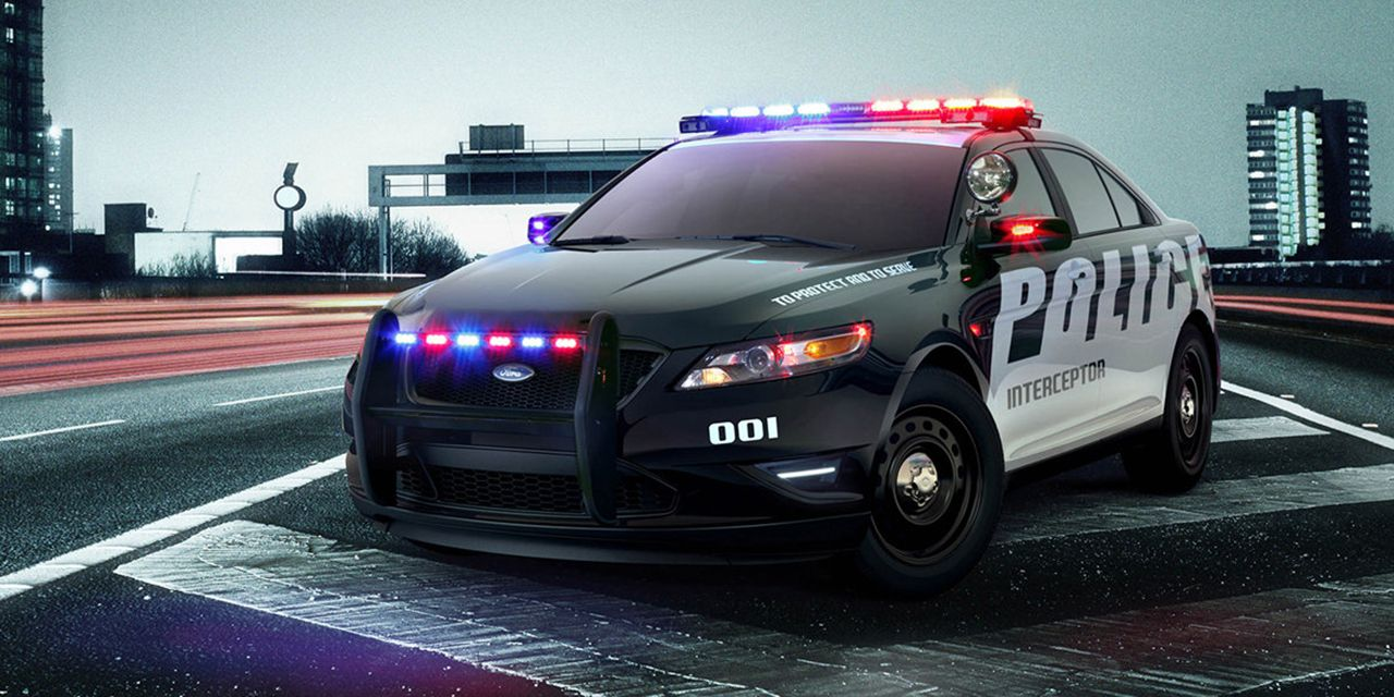 & Ford Recalls Basically Every Cop Car It Built in the Past Few Years markmcfarlin.com