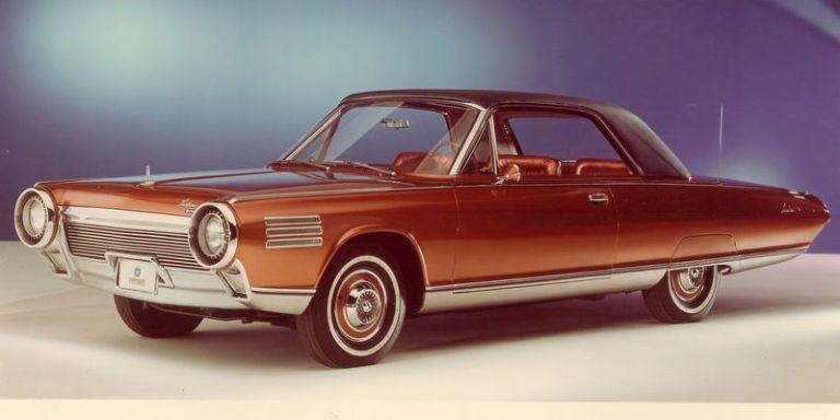 Chrysler turbine car performance