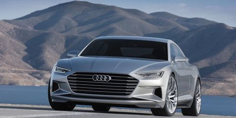 Audi S All Electric Fully Autonomous A9 E Tron Is Coming In 2020