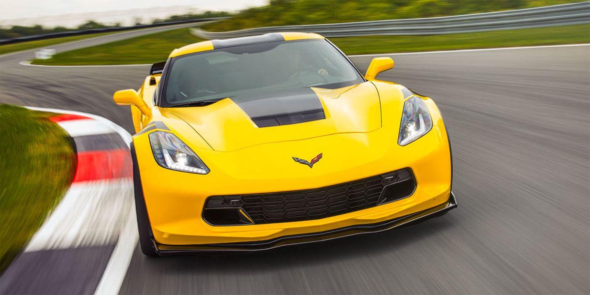the road track test 2017 chevrolet corvette grand sport. Black Bedroom Furniture Sets. Home Design Ideas