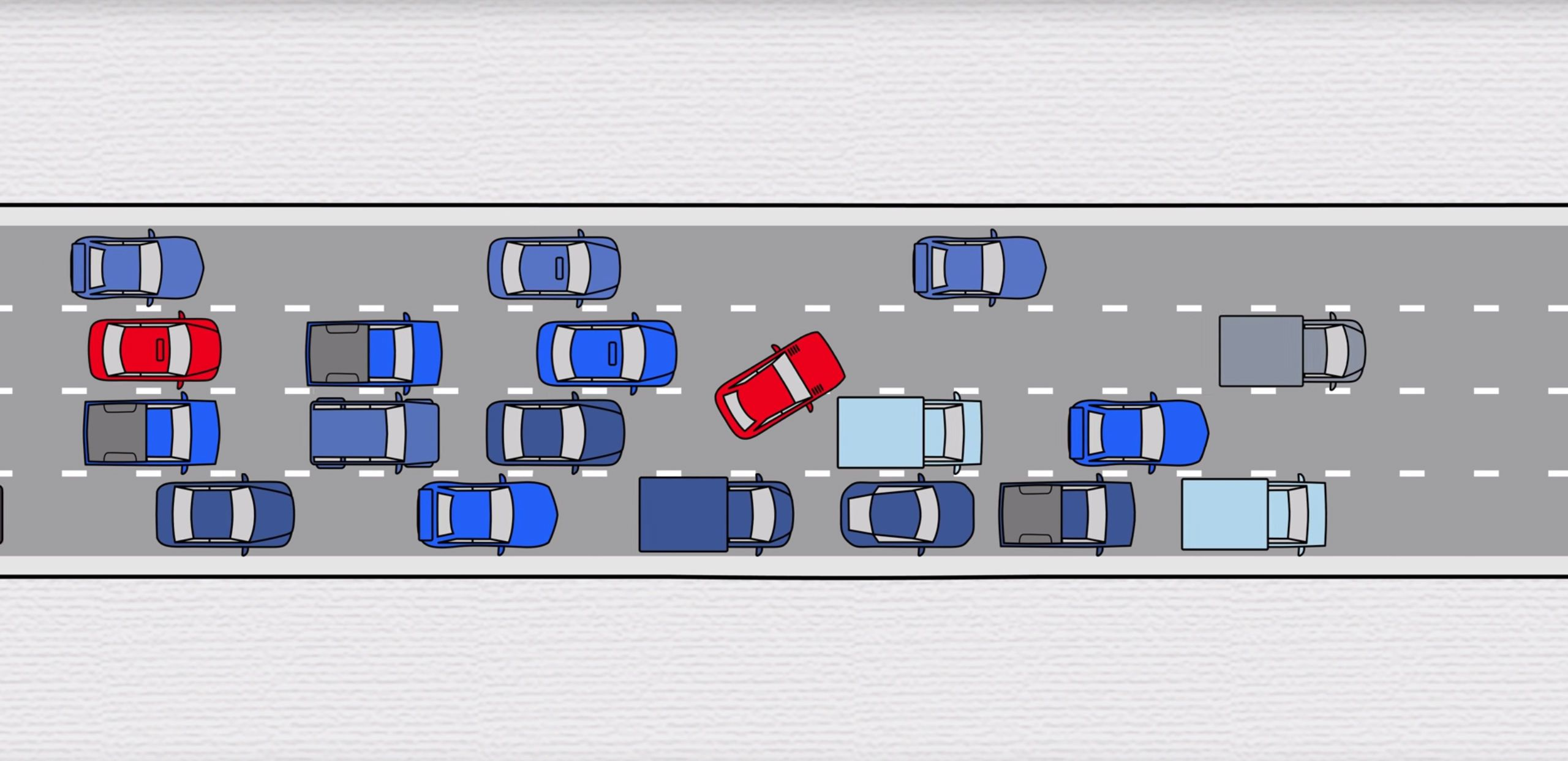 Here's Why Autonomous Cars Are the Only Way to Eliminate Traffic Jams