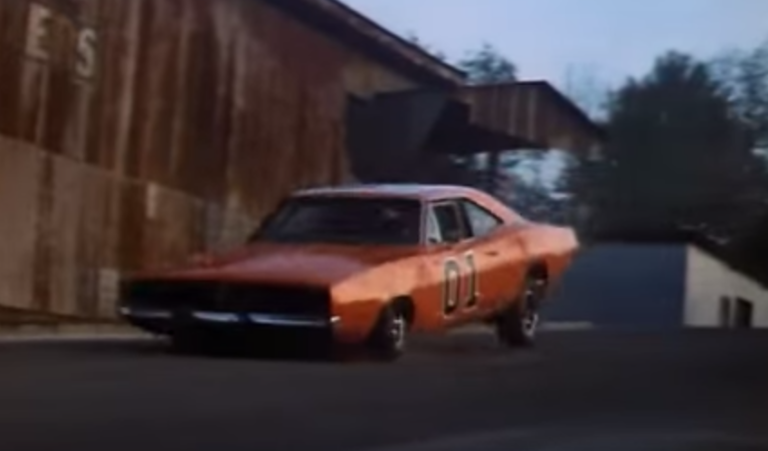 """Ten Things You Didn't Know About The Dukes of Hazzard's """"General Lee"""""""