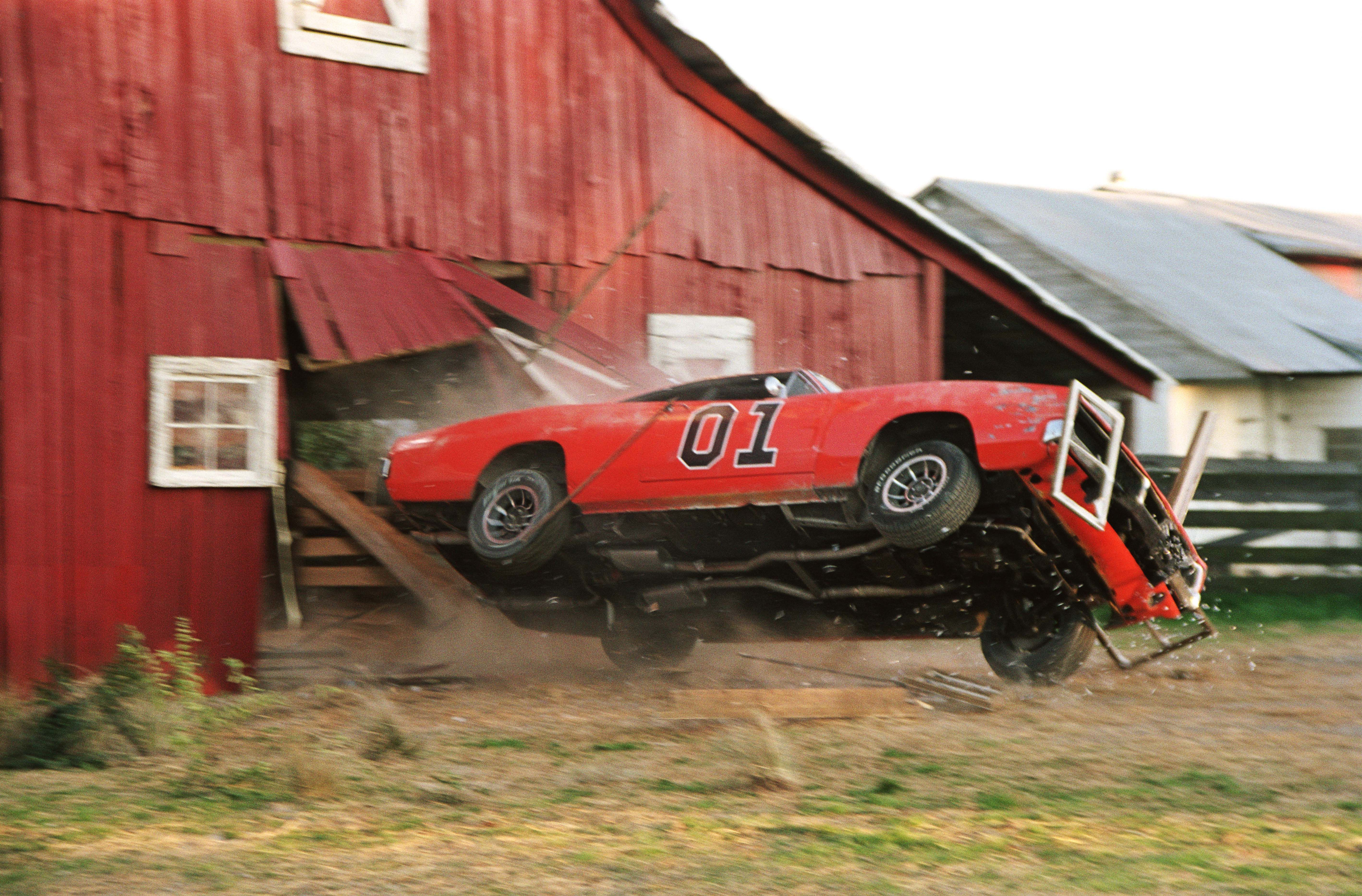 Ten Things You Didn't Know About The Dukes of Hazzard's