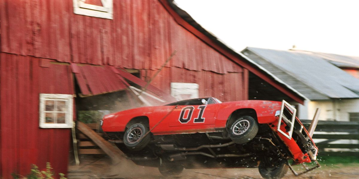 Ten Things You Didn\'t Know About The Dukes of Hazzard\'s \