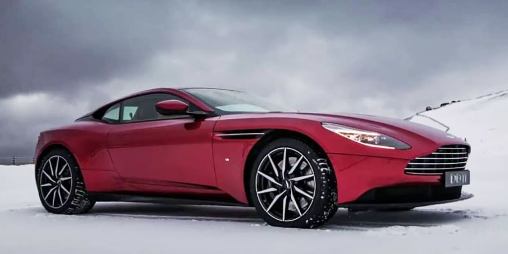 Compared To The Aging DB9 It Replaces, The New Aston Martin DB11 Is Longer  And Lower. Its Design Language Has Evolved, And So Has The Engineu2014now ...