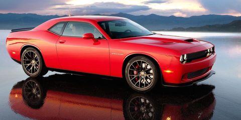 Dodge Challenger Hellcat Awd All Wheel Drive Hellcat